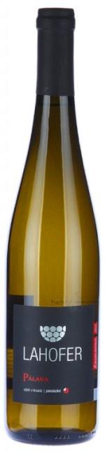 PÁLAVA LAHOFER Výber z hrozna sladké víno Morava