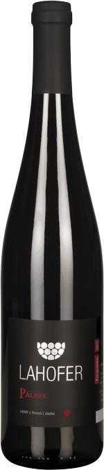 Pálava, 2011 Lahofer výber z hrozna sladké víno