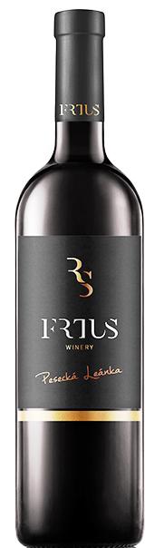 Pesecká leánka 2019 Frtus Winery Feteasca regala obj. 0,75 L,