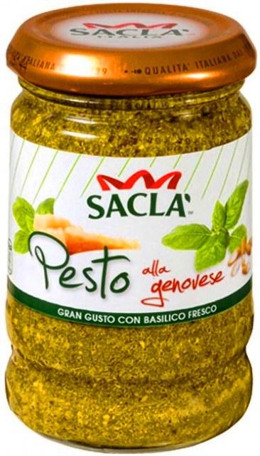 Pesto alla Genovese - Janovská bazalková omáčka 190g
