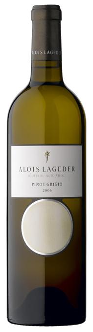 PINOT GRIGIO 2011 Alois Lageder Südtirol Alto Adige DOC