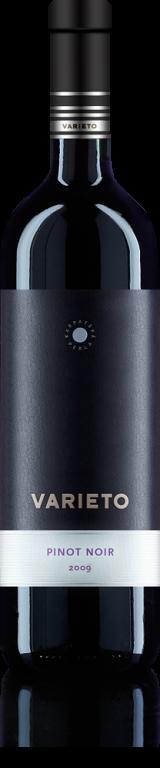 Pinot Noir Rulandské modré 2009 Karpatská perla Varieto výber z