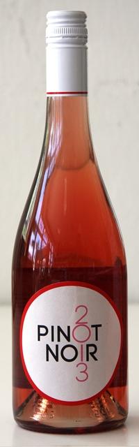 Pinot Noir Rulandské Modré ELESKO V. Hronský 2013 polosuché