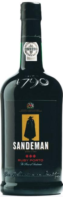 Portské víno Sandeman Porto Ruby - červené sladké