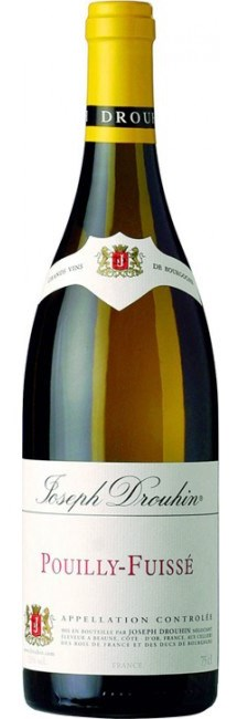POUILLY - FUISSÉ Joseph Drouhin Bourgogne Burgundsko