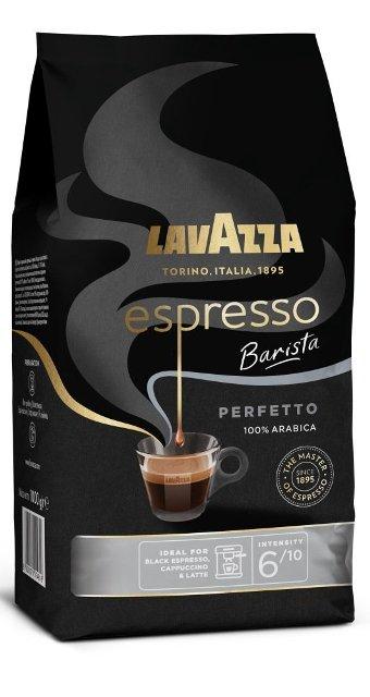 Pražená zrnková káva Espresso Barista Perfetto 100% Arabica, 1kg