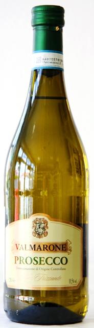 Prosecco Vino Frizzante DOC Valmarone Italia