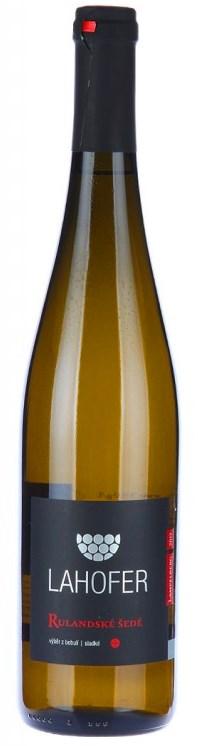 RULANDSKÉ ŠEDÉ Pinot Gris Lahofer sladké víno