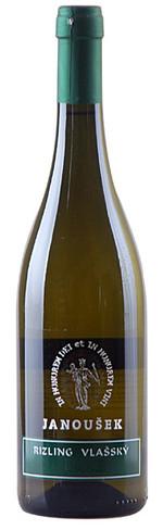 VYPREDANÉ - Rizling vlašský 2011 Janoušek vinárstvo Neskorý Zber