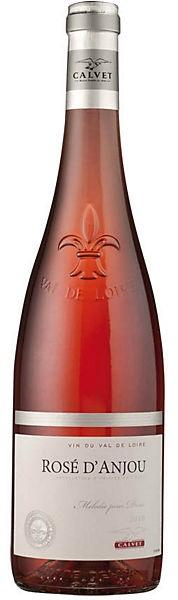 Rose D Anjou Calvet ružové víno Francúzsko