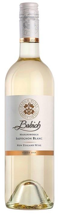 SAUVIGNON BLANC 2015 BABICH Marlborough Nový Zéland suché víno