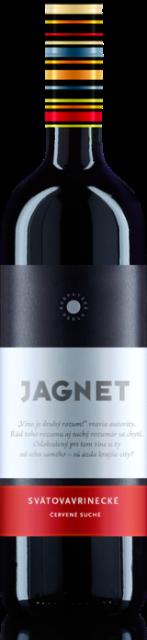SVÄTOVAVRINECKÉ 2012 KARPATSKÁ PERLA JAGNET suché červené víno