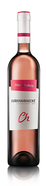 SVÄTOVAVRINECKÉ 2015 Chateau Topoľčianky CH.O.P polosuché rosé