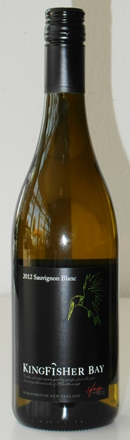 Sauvignon Blanc Kingfisher Bay Malborough Saint Clair