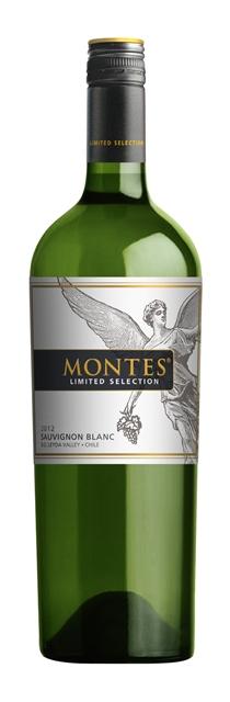 Sauvignon Blanc 2012 Montes Vino Limited Edition Colchagua/Leyda