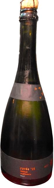 SEKT Chateau Rúbaň Cuvée Brut šumivé víno suché biele