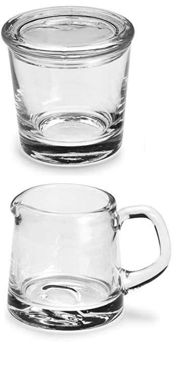 Set na mlieko a cukor ku káve alebo čaju Leonardo milk sugar set