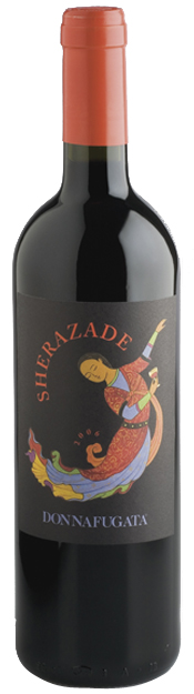 Sherazade Nero d´Avola IGT Donnafugata vino Sicilia