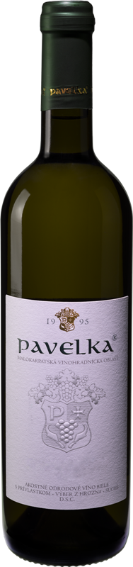 Tramín Červený 2012 Pavelka víno výber z hrozna
