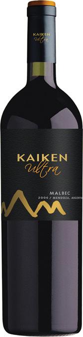 Malbec Ultra 2010 Kaiken Argentina Mendoza