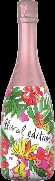 VALDO Floral edition šumivé víno ružové 0,75L Alk. 11% obj.