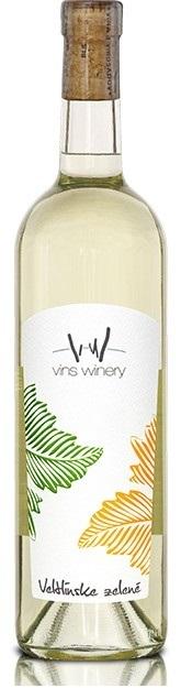 Veltlínske zelené battonage - batonáž 2015 Vins Winery