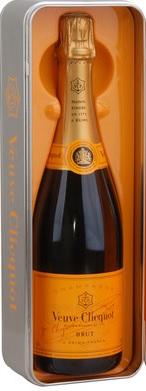 Veuve Clicquot Ponsardin Yellow label Champagne Šampanské AOC
