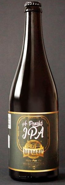 Wywar Pánska IPA 14% pivo 1x750 ml