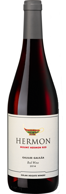 YARDEN Mount Hermon Red Izrael červené víno