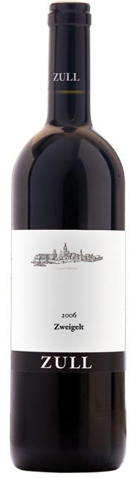 Zweigelt 2012 Zull vinárstvo Rakúsko