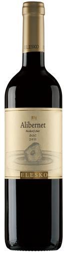 ALIBERNET 2011 ELESKO vinárstvo D.S.C.