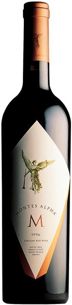 """Montes Alpha """"M"""" Vino Čile - Chile červené suché"""