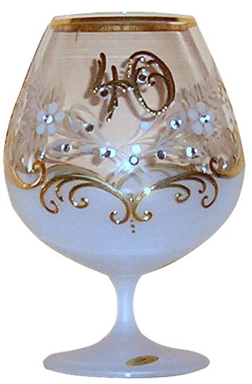 Čaša jubilejná - pohár s vekom