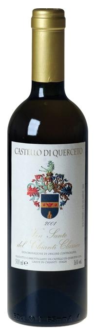 Vin Santo del Chianti Classico 2007 Castello di Quercetto